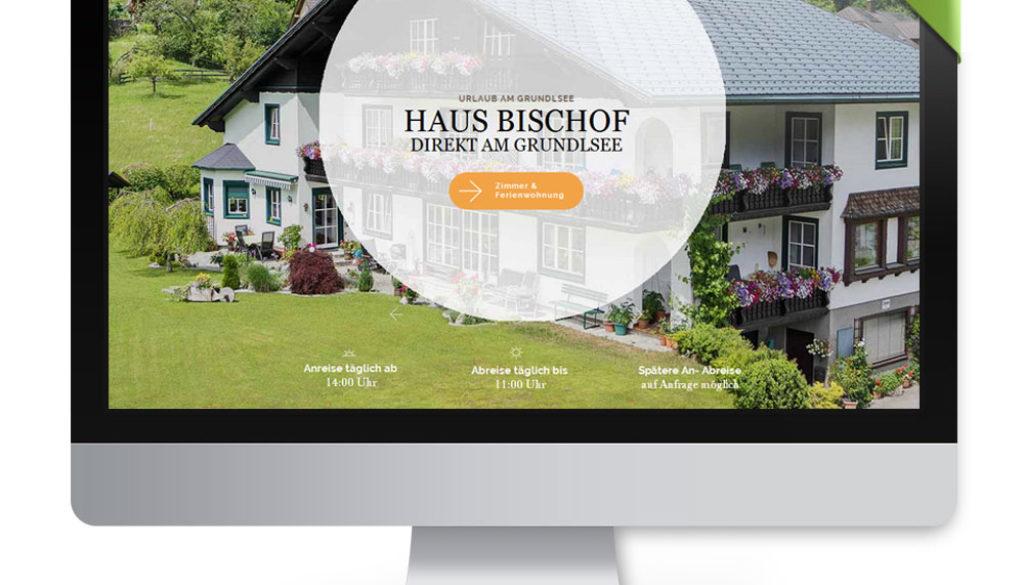 Haus Bischof Grundlsee