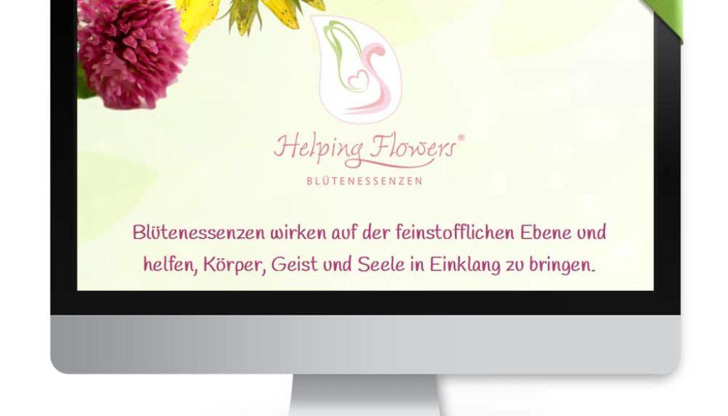 Helping Flowers