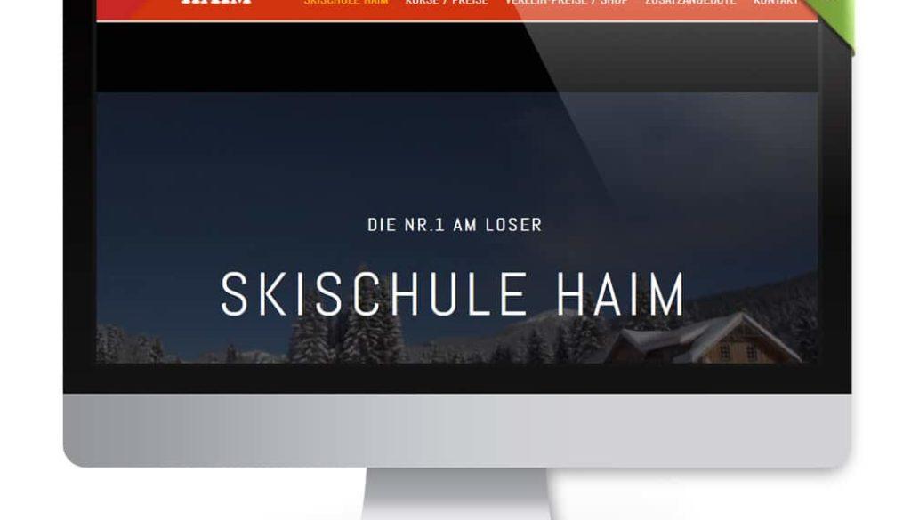 Skischule Haim
