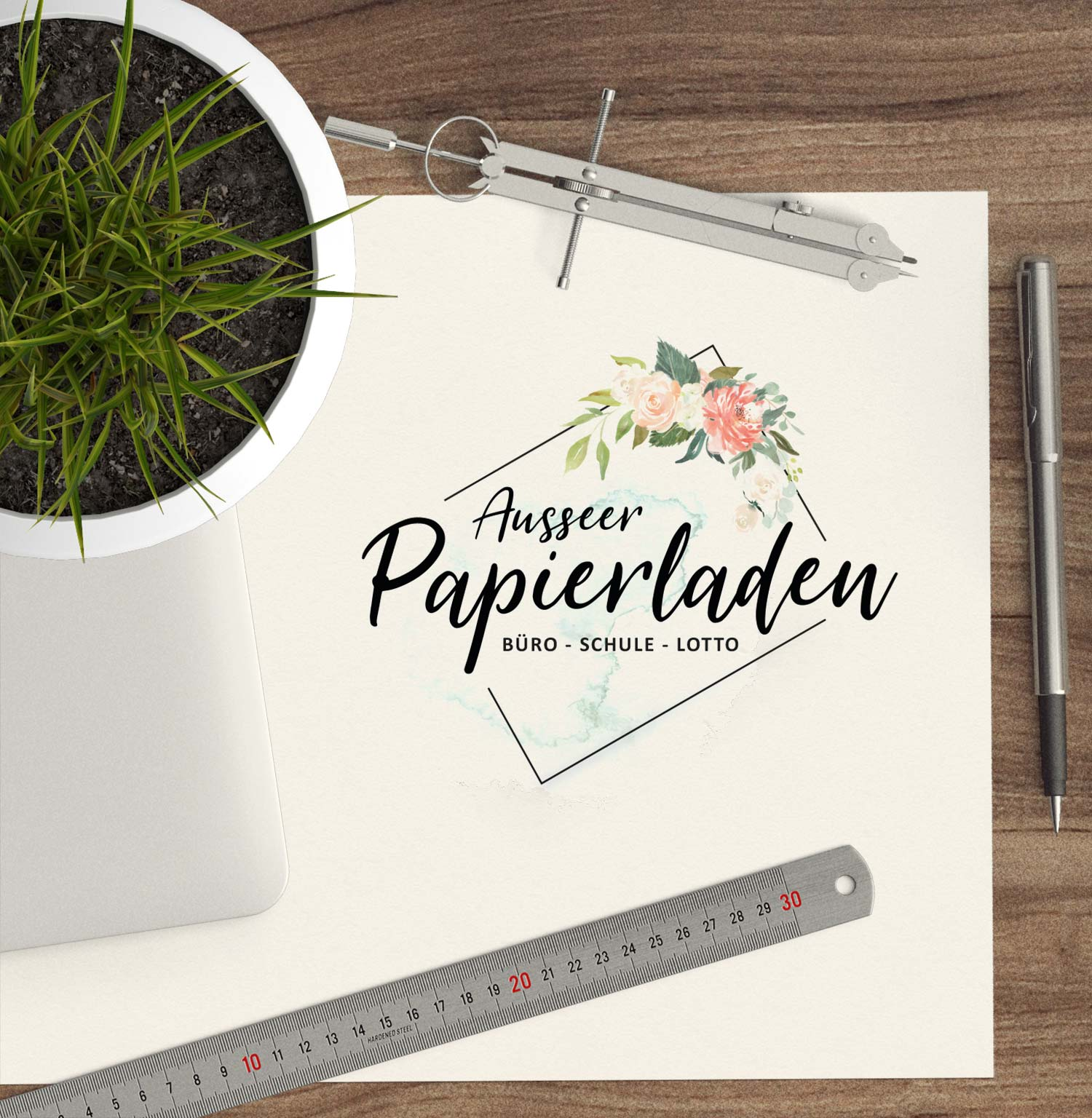 Ausseer Papierladen